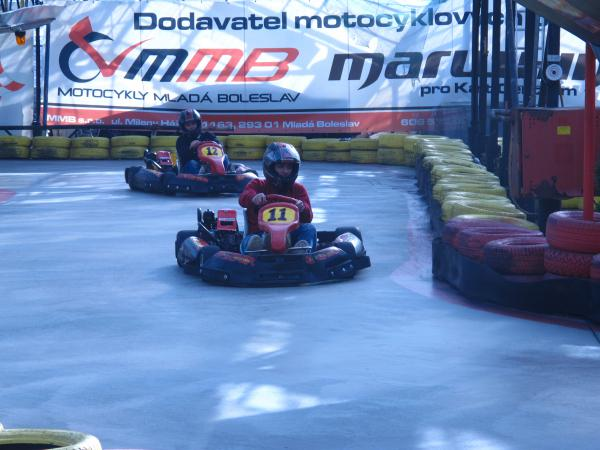 Prague Go-Karting