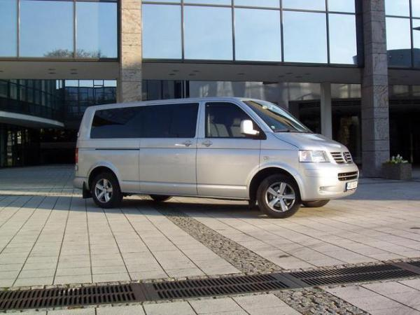 Prague Return Airport Transfers