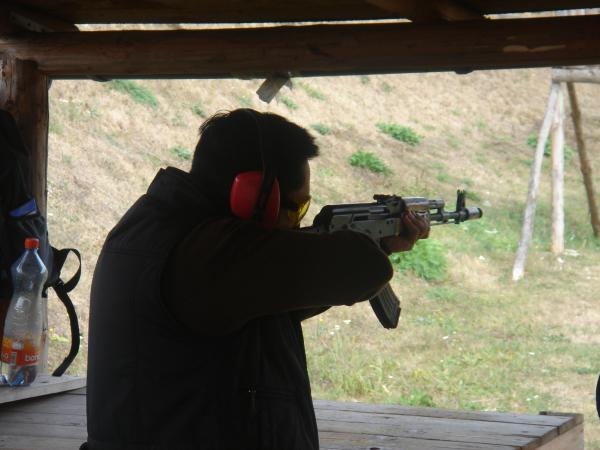 AK-47 Basic Shooting
