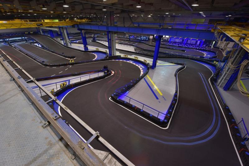 Prague Electric Go Karting 51 44 Person