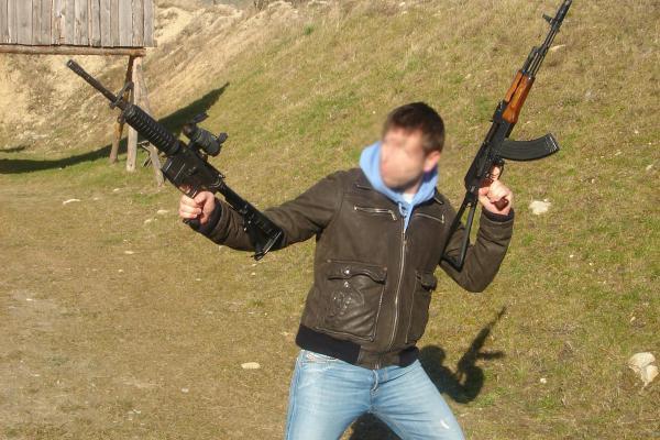 AK-47 Kalashnikov Shooting | Prague Weekends