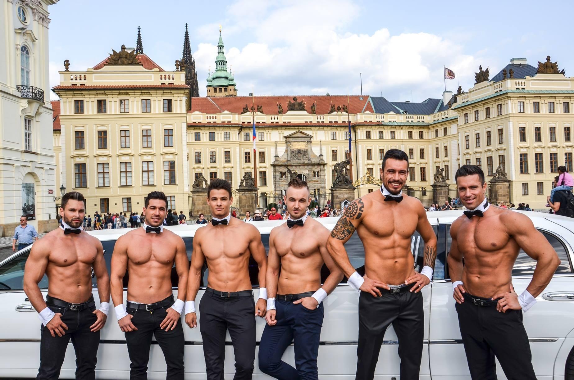 Friends Prague